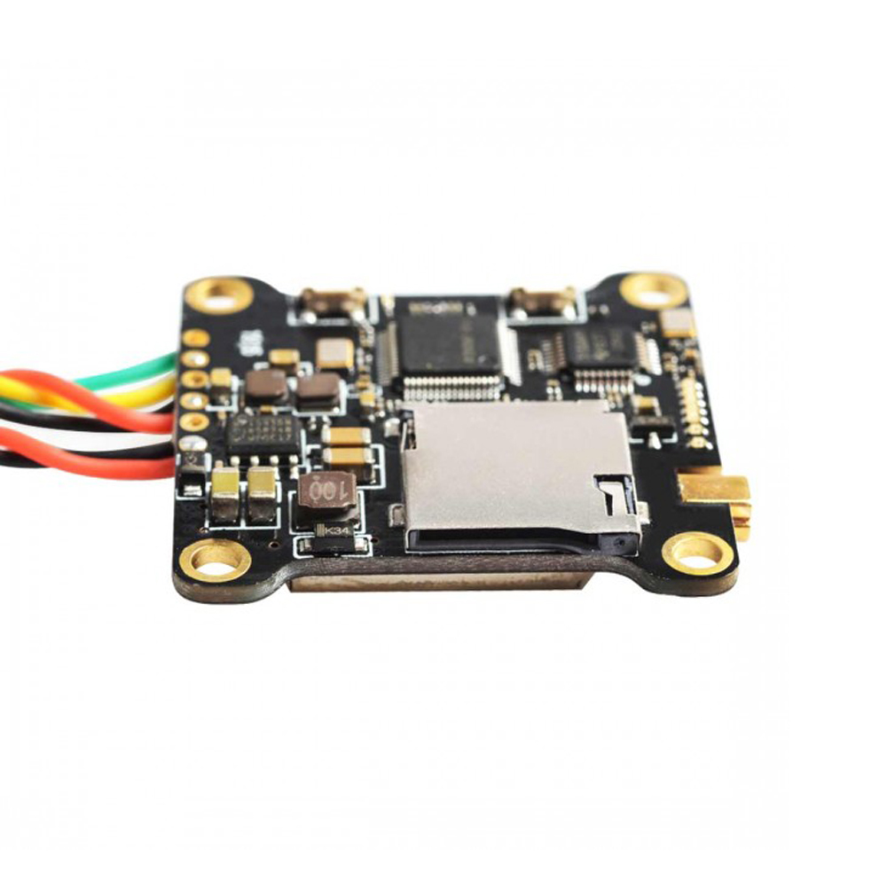 AKK Infinite DVR VTX 25/200/600/1000mW Power Switchable FPV Transmitter Support Smart Audio