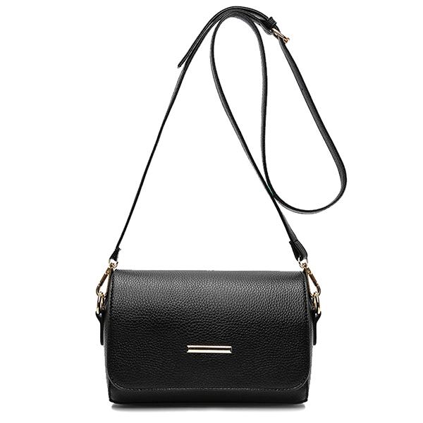 Women PU Leather Quality Simple Fashion Shoulder Bag Crossbody Bag