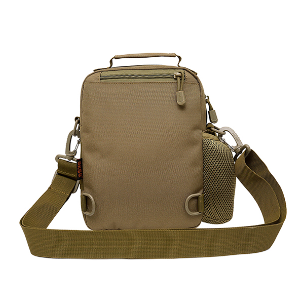 Tactical Military Chest Bag Men Nylon Multi-function Troop Shoulder Bag Crossbody Bag
