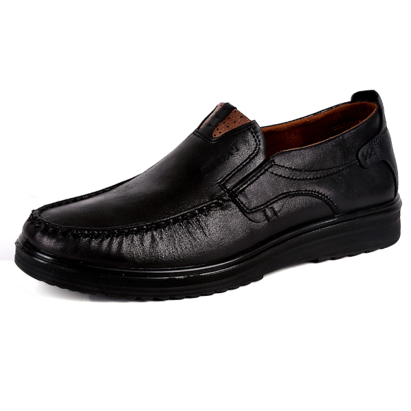Menico Leather Shoes Fashion Soft Oxfords