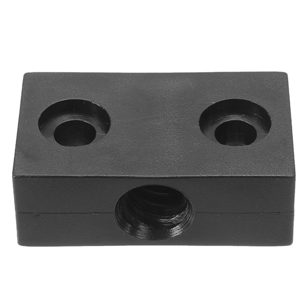 T8 4mm Lead 2mm Pitch T Thread POM Trapezoidal Screw Nut Block For 3D Printer