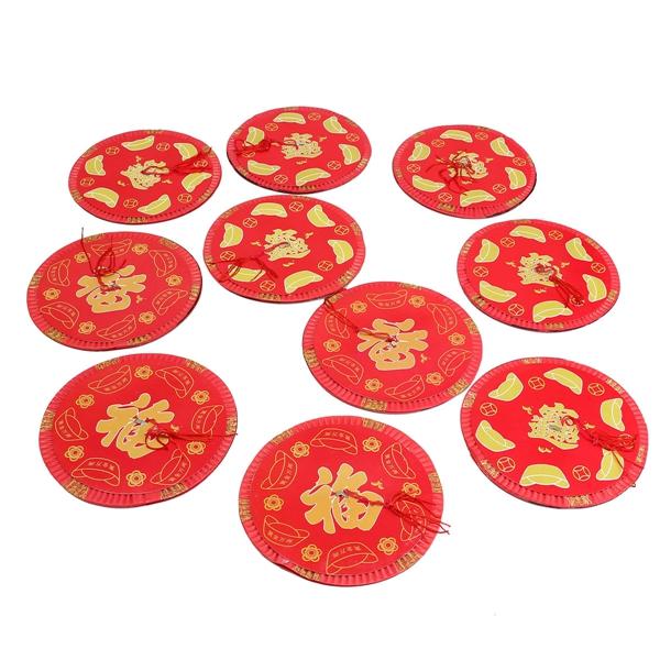 10 PCS Chinese