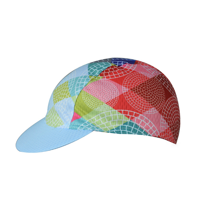 Men Summer Outdoor Wicking Breathable Riding Caps
