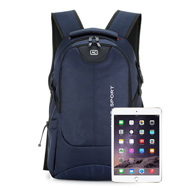 Men Casual Business Backpack Laptop Backpack Schoolbag Daypack