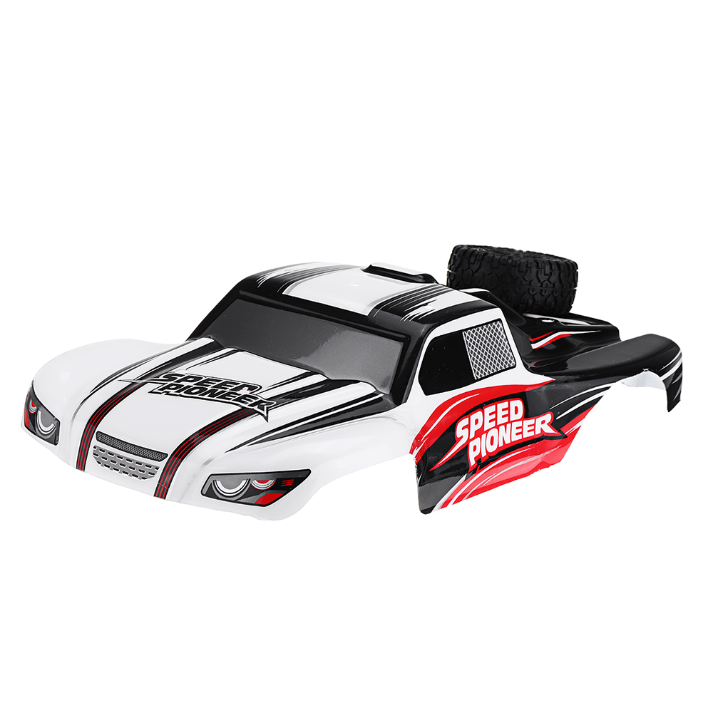 PXtoys Rc Car PVC Body Shell for 9301/9301-1 1/18 Spare Parts PX9300-24