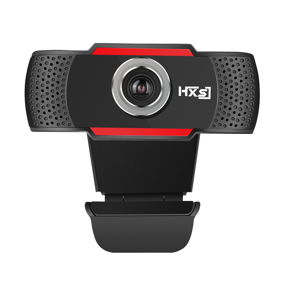 Others / HXSJ S80 1080P USB Webcam 30fps Built-in Microphone Adjustable Degrees Computer Camera