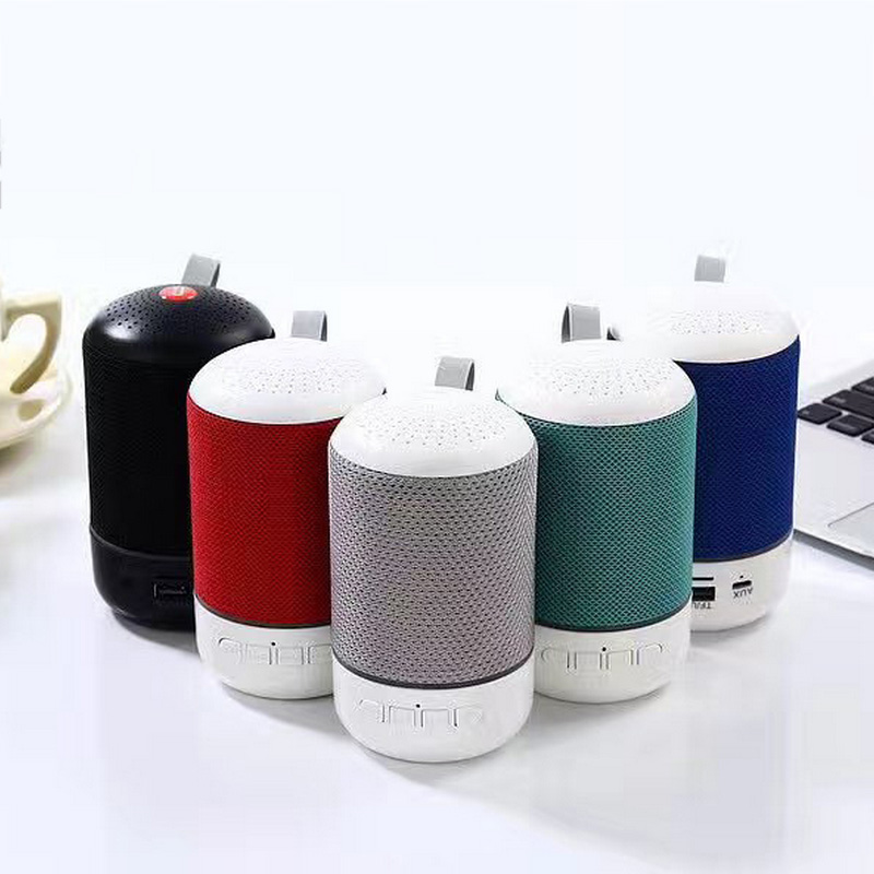 Mini Portable Wireless bluetooth Speaker Heavy Bass Outdoors Subwoofer with Mic for iPhone Xiaomi