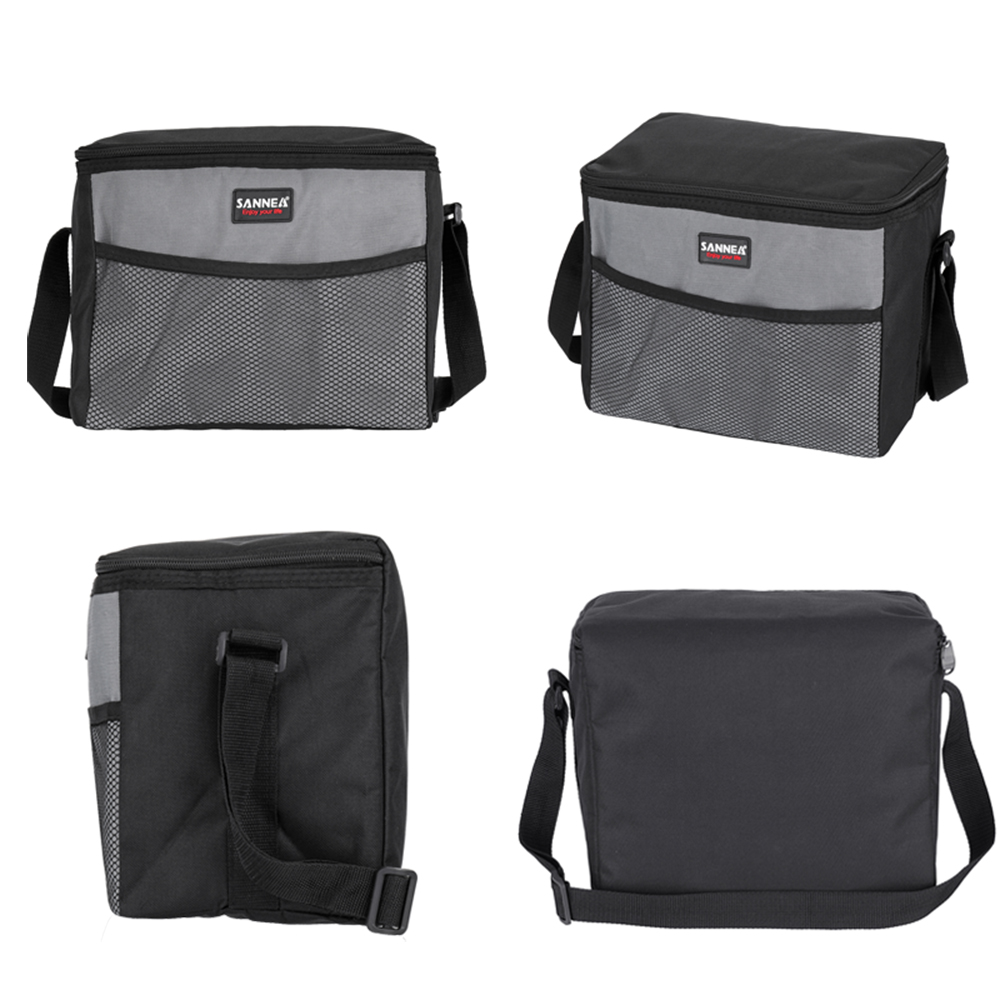 10L Waterproof Oxford Picnic Bag Ice Bag Thermal Carry Storage Lunch Box Lunch Pouch