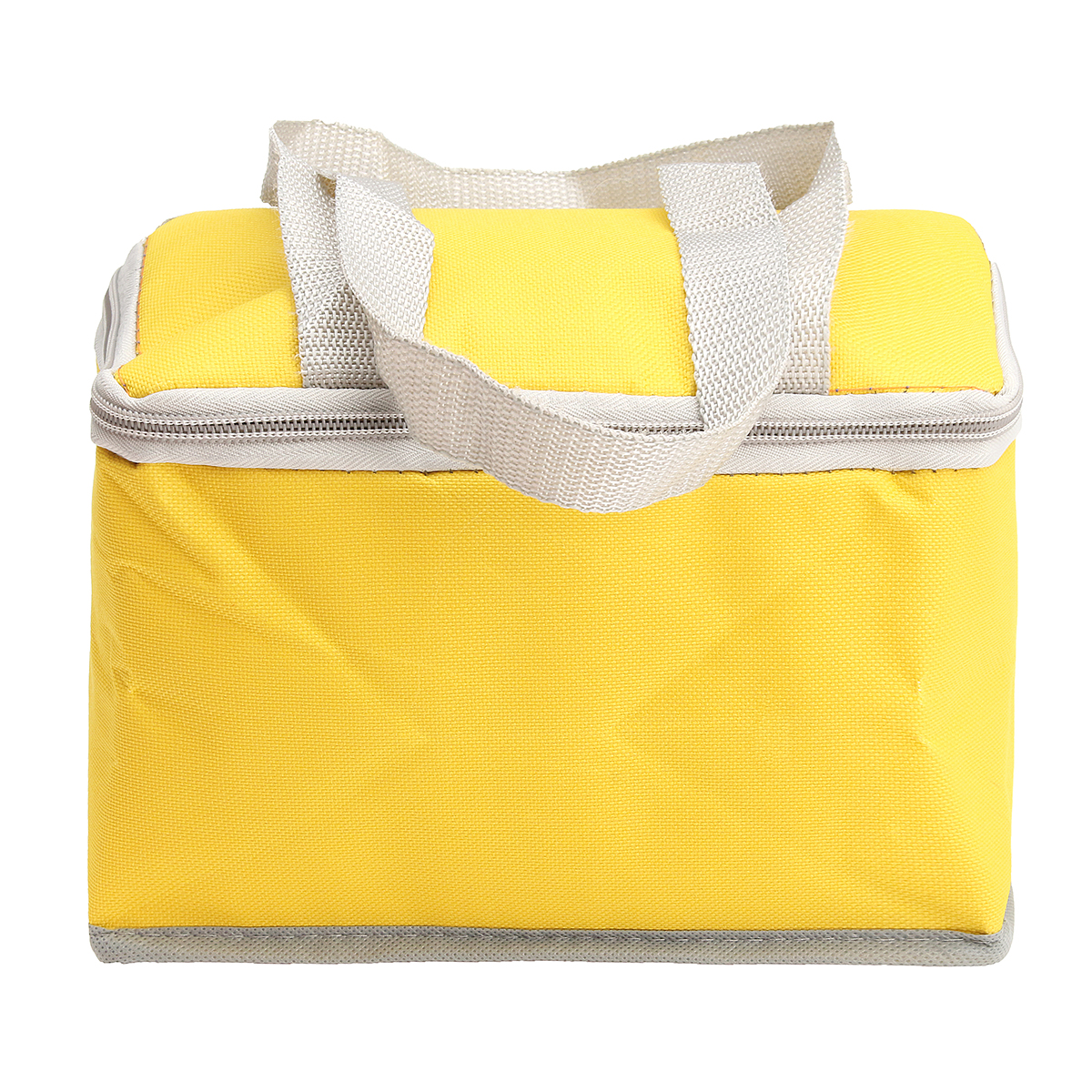 3.8L Oxford Cooler Insulated Picnic Bag for Outdoor Traveling Camping Hiking