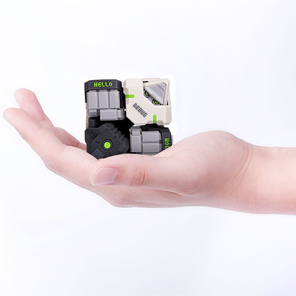 Xiaomi Youpin Transformable Ape Folding Cube Monkey Block Action Figure Doll Toy Gift Collection