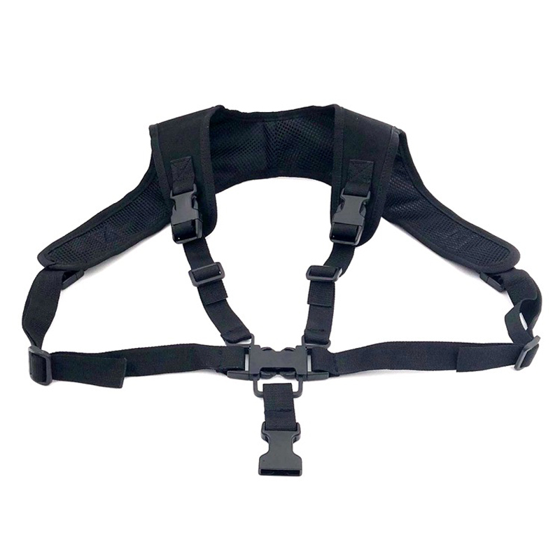 Outdoor Hunting Climbing Tactical Vest Belt P90 Suspension Rope Professional Sports Safety Rope