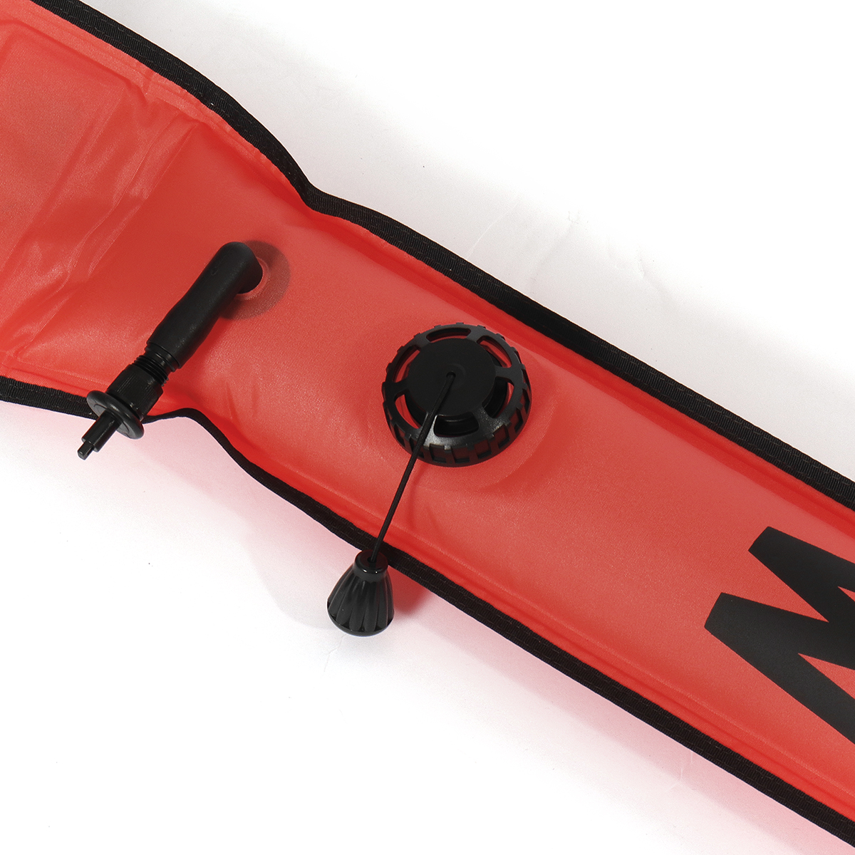 1.5M High Visibility Scuba Diving Reel SMB Surface Marker Buoy and Dive Wreck Reel Safety Gear