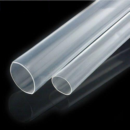 13mm 200mm/500mm/1m/2m/3m/5m Clear Heat Shrink Tube Electrical Sleeving Car Cable Wire Heatshrink Tubing Wrap