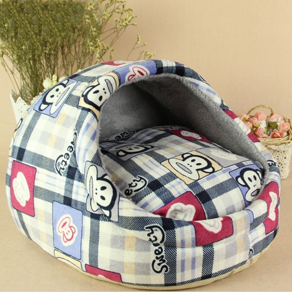 Detachable Summer Seasons Kennel Washable Pet Dog Bed Nest Cat Litter Teddy Small Kennel