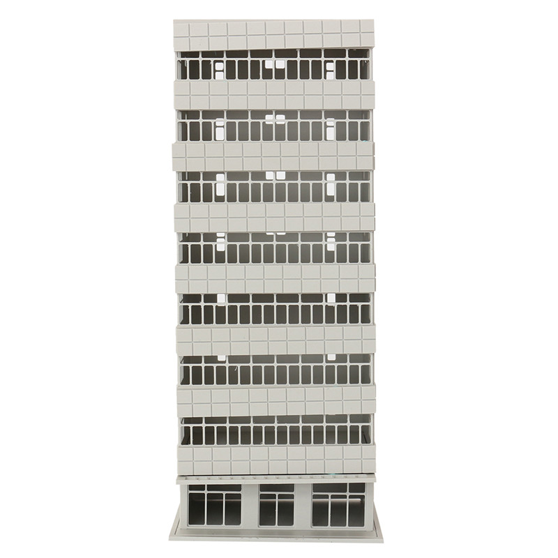 Outland Models Train Railway Modern Tall Business Building Office OO HO Gauge