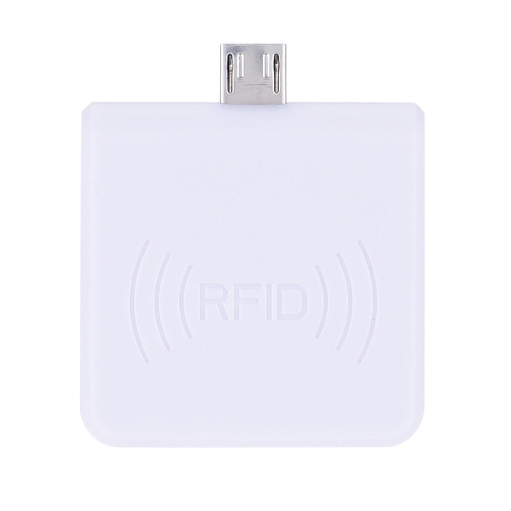 Portable Proximity Smart 13.56MHz USB RFID IC ID Card Reader Win8/Android/OTG Supported R65C Access Control