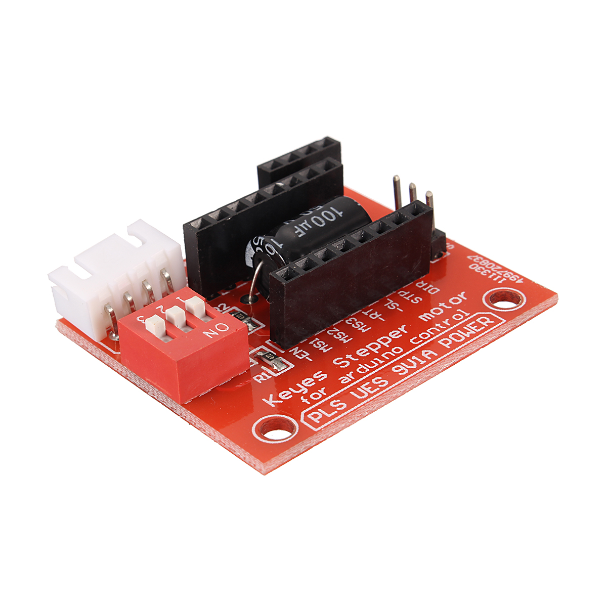 A4988-DRV8825 Stepper Motor Driver Control Board For 3D Printer Arduino