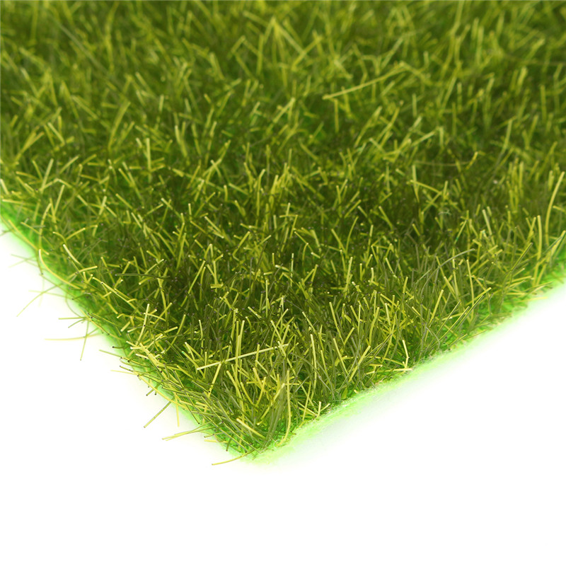 30*30cm Artificial Faux Garden Turf Grass Lawn Moss Miniature Craft Ecology Decor