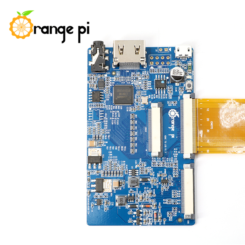 7inch 1024*600 TFT LCD Display Screen For Orange Pi H3 Chip Development Board