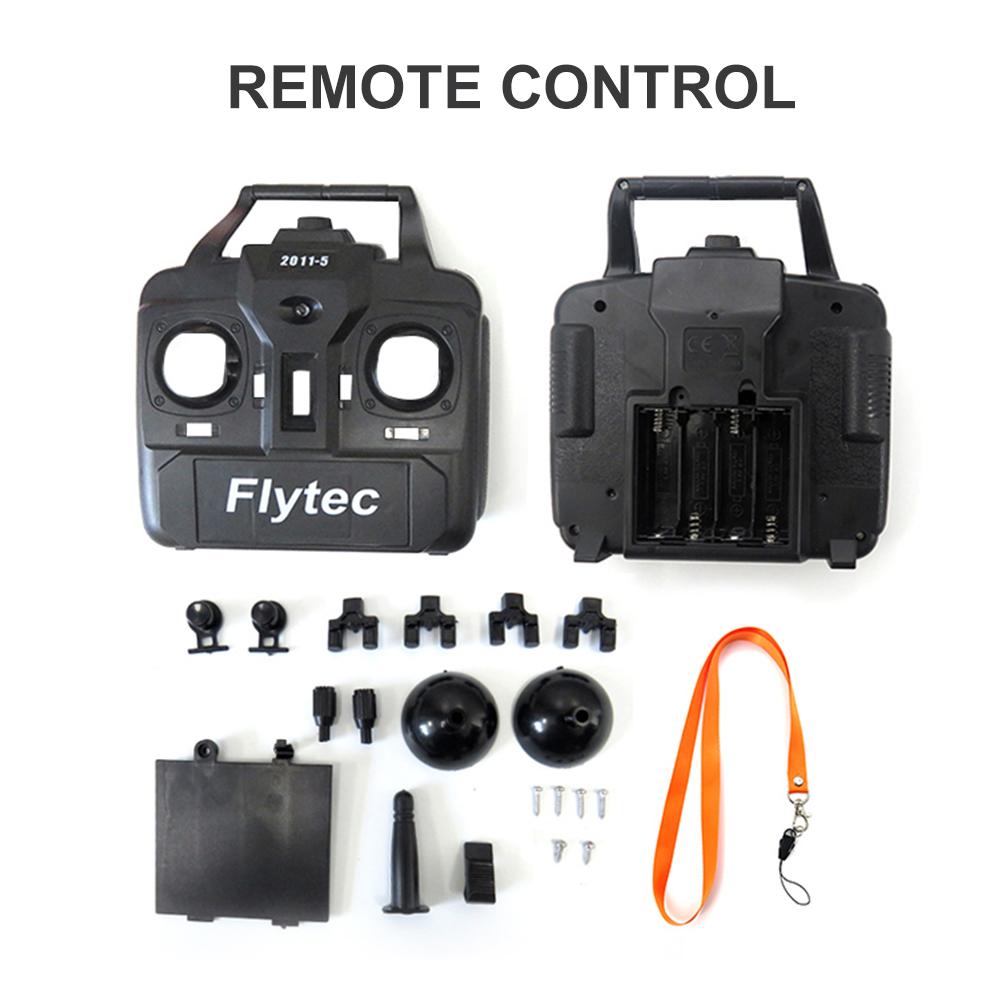 Flytec 2011-5 Generation Fishing Bait Rc Boat Kit Without Circuit Board Battery Motor Servo