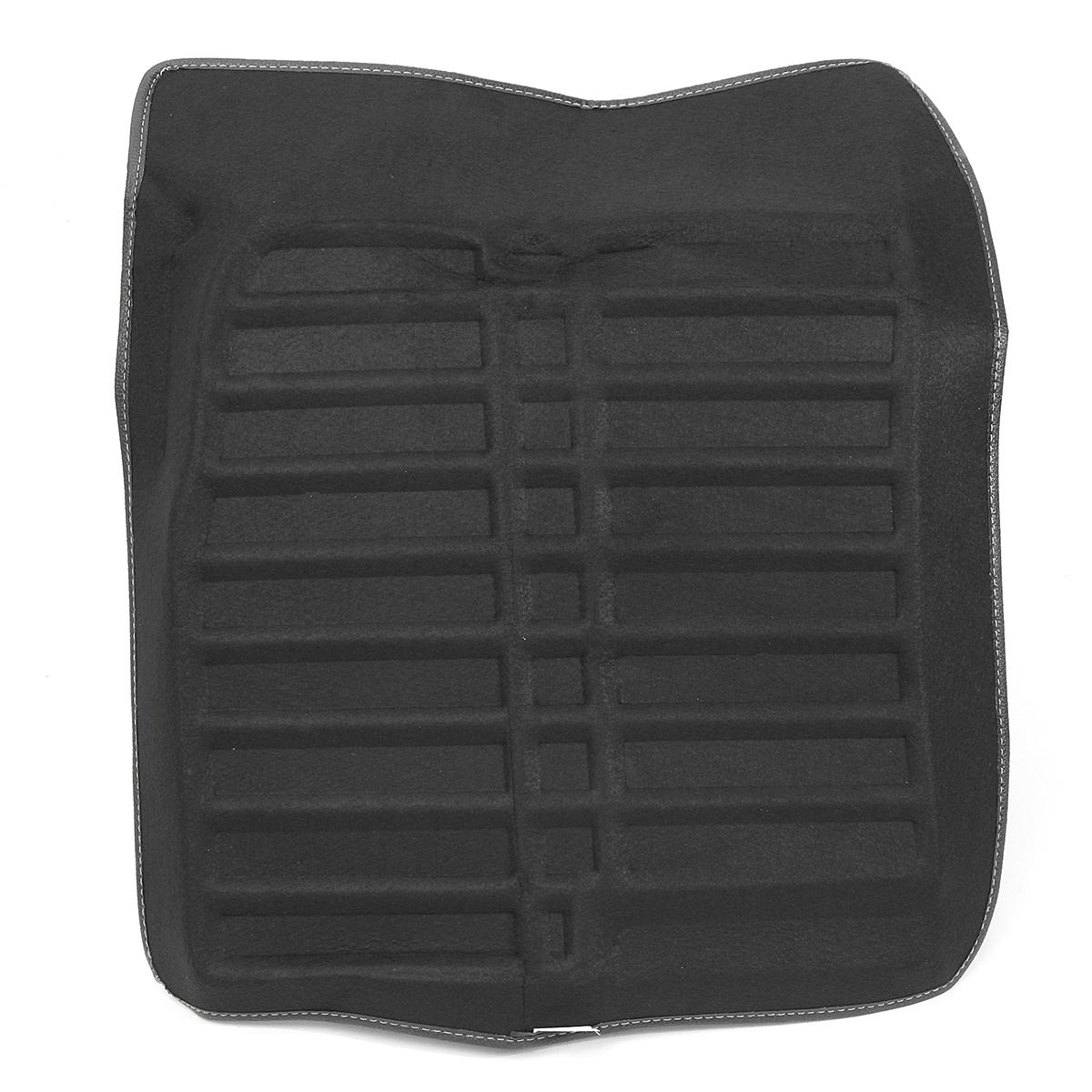 3Pcs PU Leather Full-Encased Car Floor Mat Front Rear Liner Waterproof for Kia Optima 2011-2016