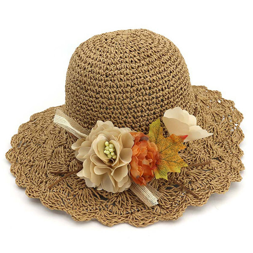 Women Summer Foldable Floppy Casual Ladies Sombreros