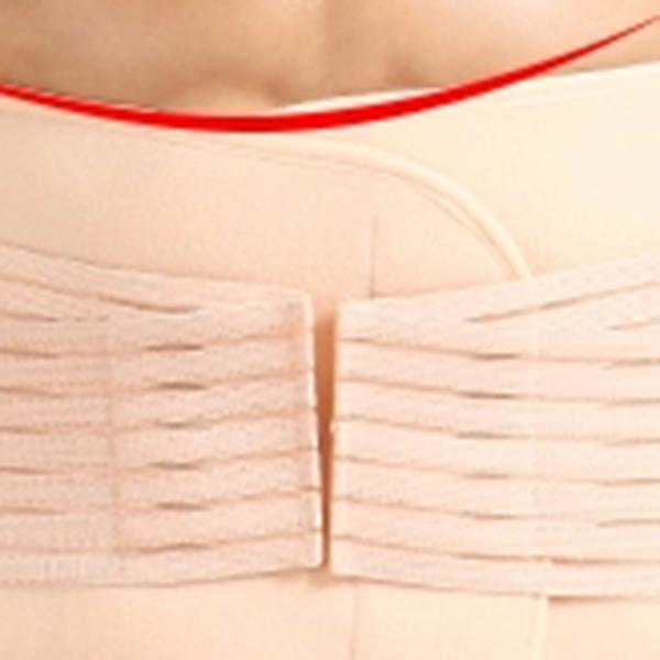 Sport Bodybuilding Breathable High Elastic Abdomen Girdling Belly Waistband for Men