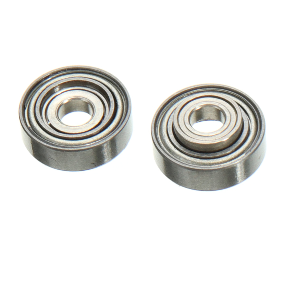 WPL 2Pcs Per Set Big Ball Bearing 10x6x3mm For 1/16 B1 B16 B24 C24 RC Car
