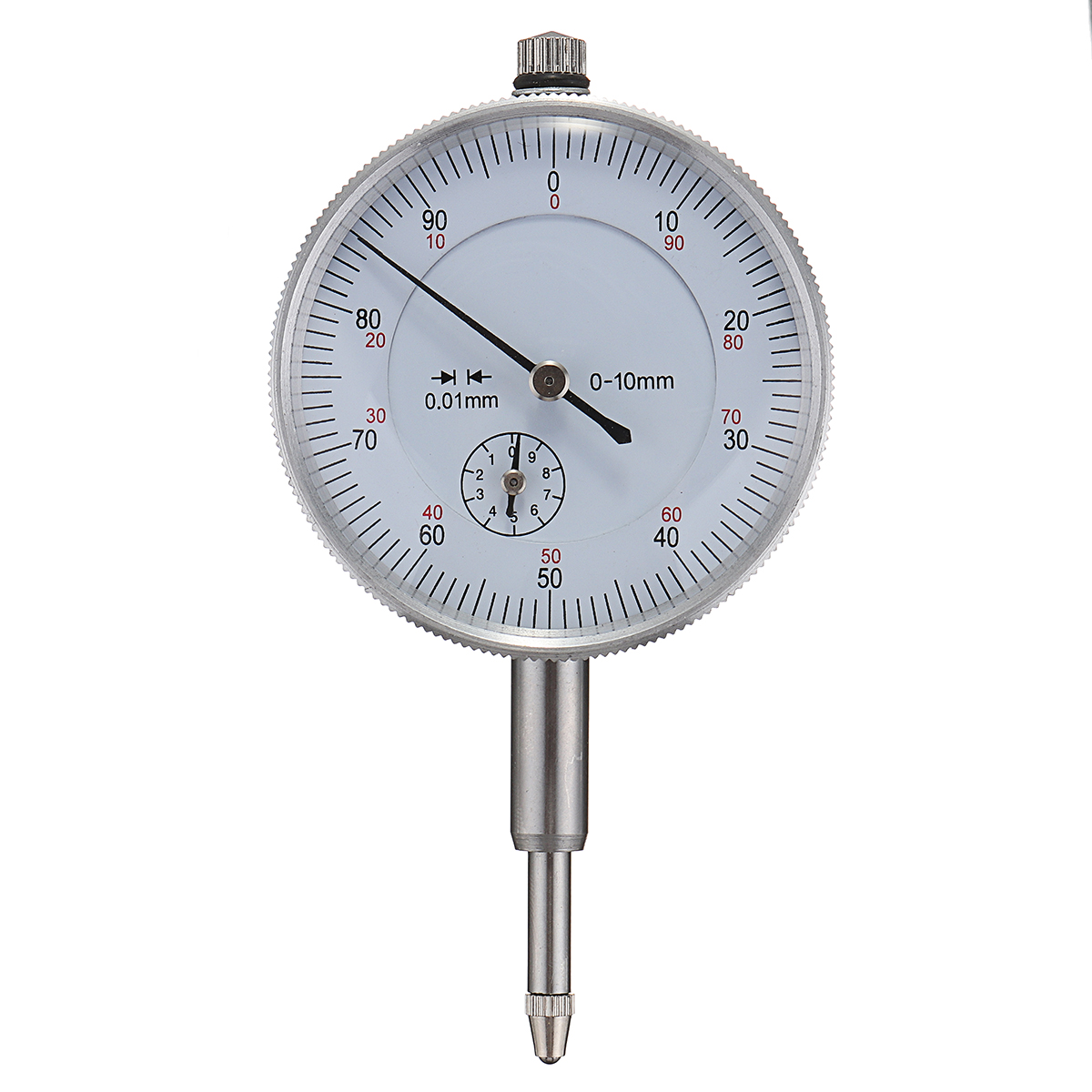 Precision Dial Test Indicator Gauge 0.001'' Graduations Level Gauge Scale Meter
