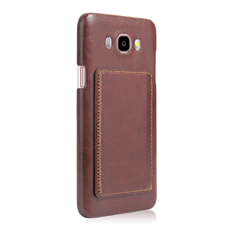 Retro Multifunctional PU&PC Wallet Phone Case Cover for Samsung Galaxy S7 Edge