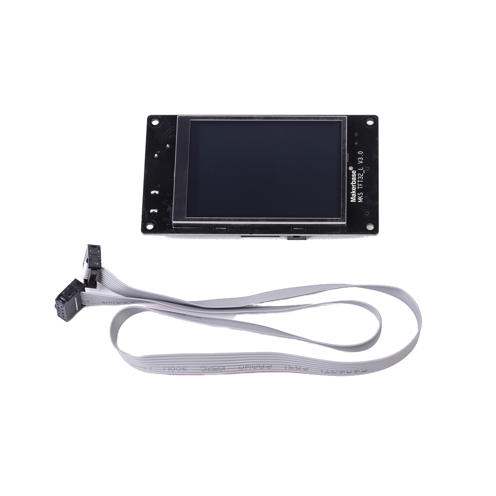 FLSUN® 3.2 Inch MKS_GEN TFT32 Controller Full Color Touch Screen LCD Display For 3D Printer