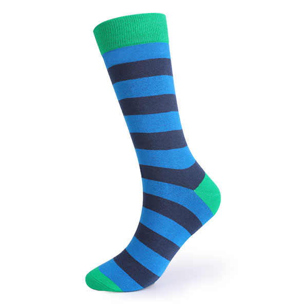 Men Deodorization Long Tube Stocking Breathable Sock