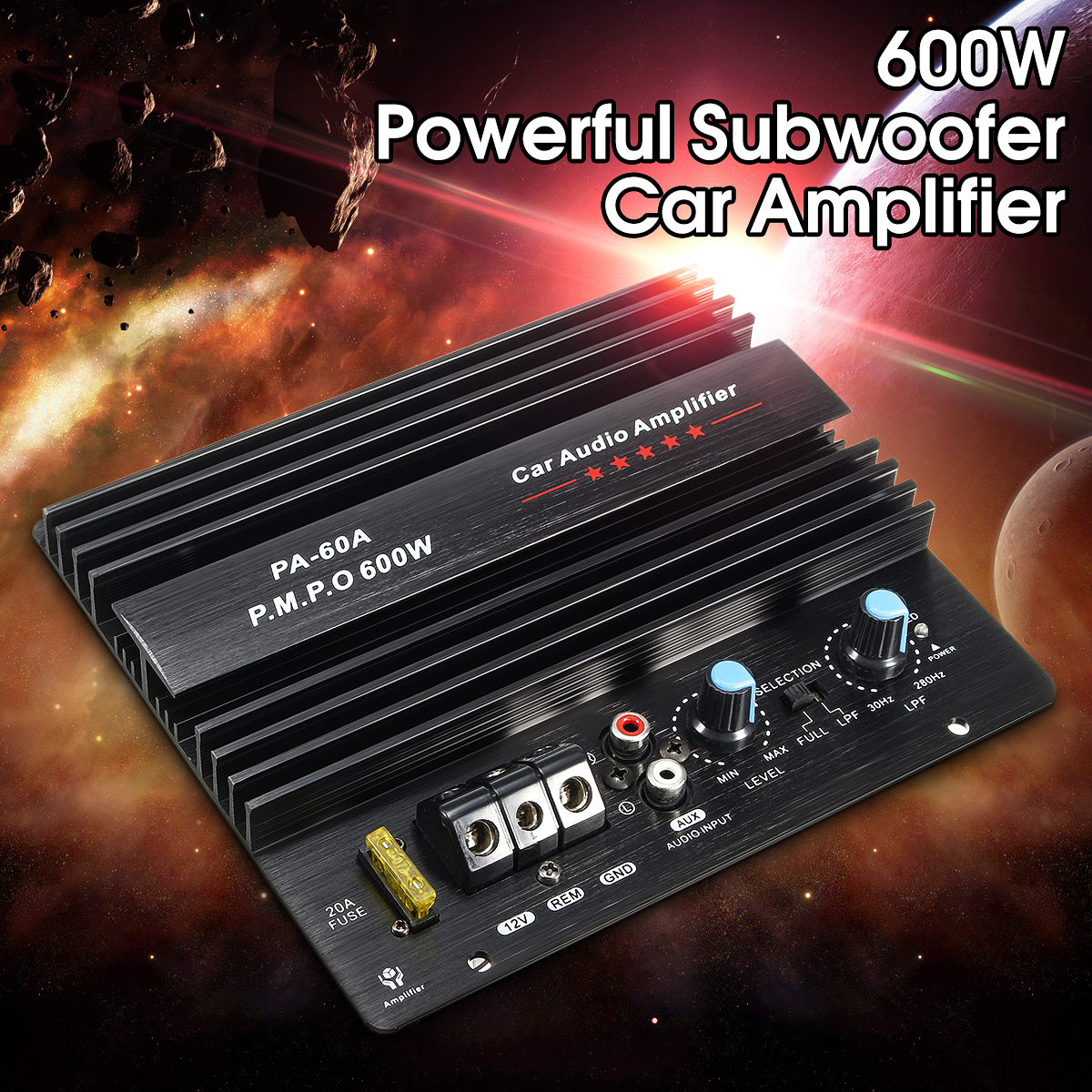 12v 600w High Power Audio Momo Amplifier Board Car Bass Subwoofers Here Are Photos Of The Actual Sony Subwoofer Module Amp Pa 60a