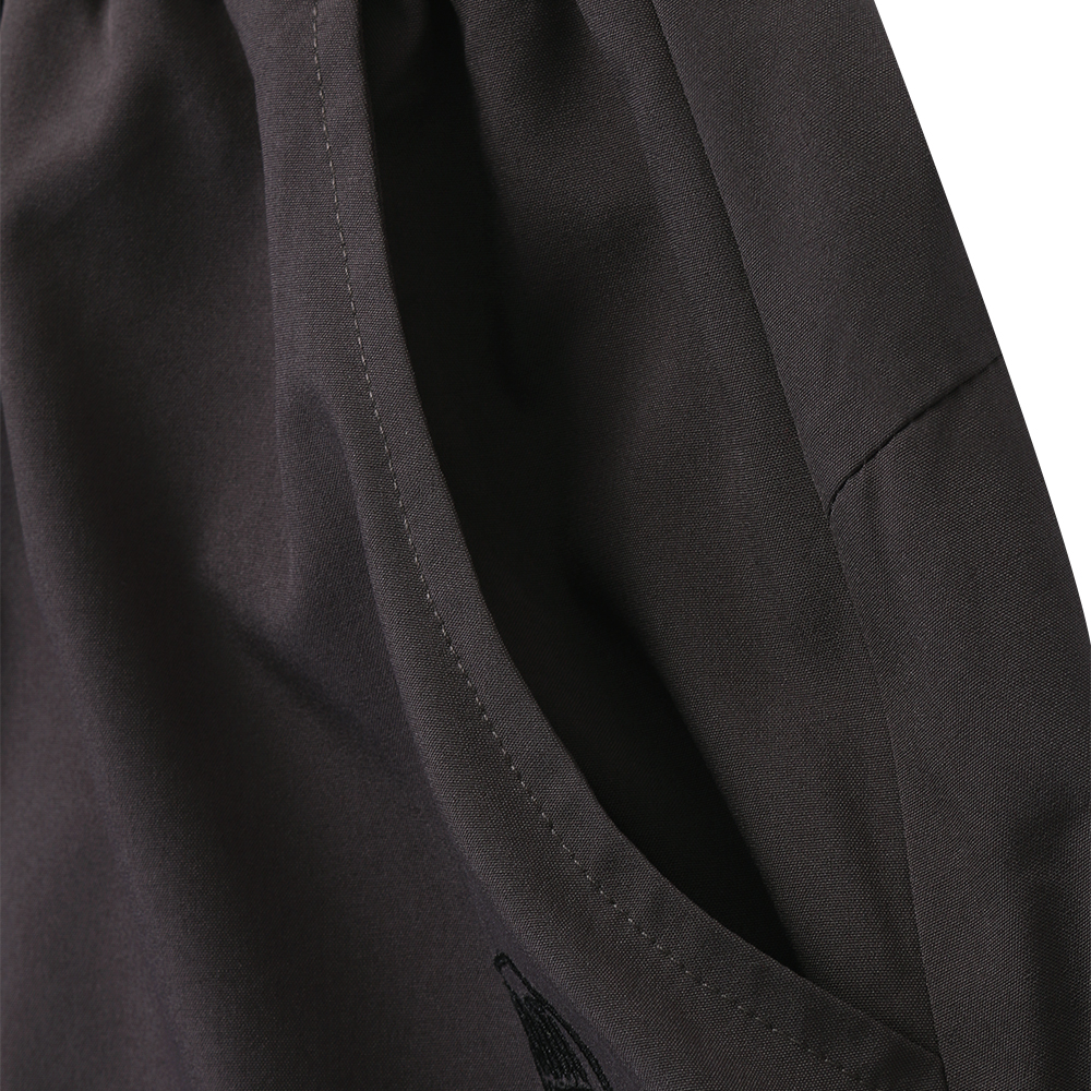 Charmkpr Mens Loose Comfy S-4XL Polyester Embroider Pants