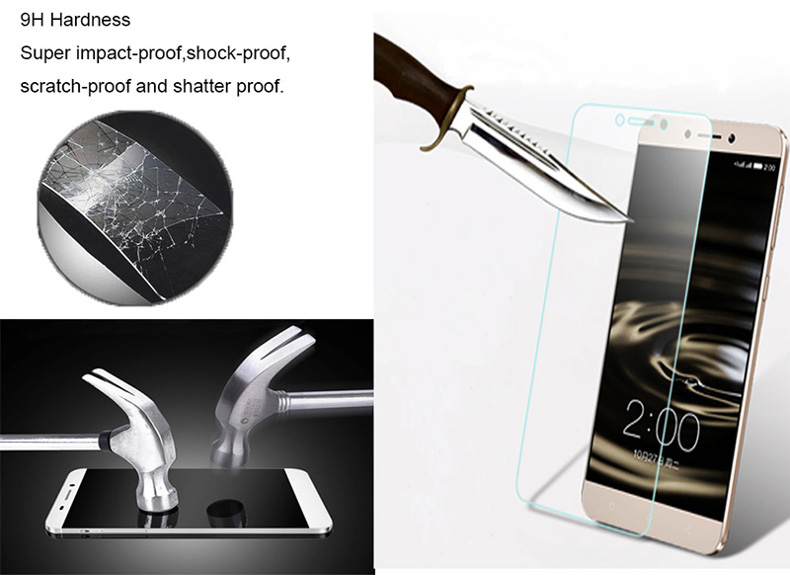 Bakeey Clear Anti-Explosion Tempered Glass Screen Protector For LeTV LeEco Le Max 2