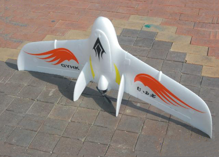 Freewing 1026mm Wingspan EPO Delta Wing FPV Flywing RC Airplane KIT