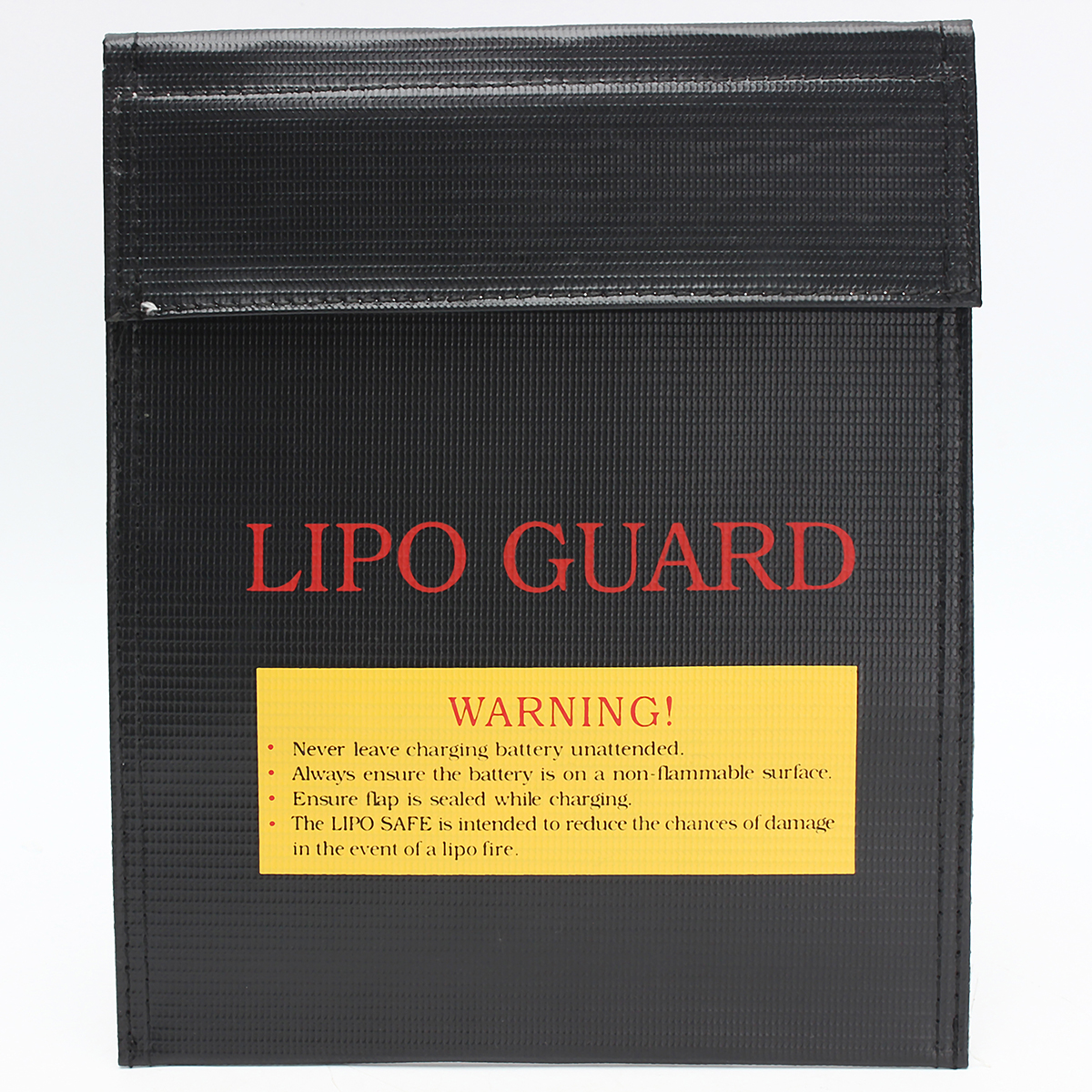 7 inch x 9 inch RC LiPo Battery Guard Charging Explosion Protection Fire Proof Safe Bag Case