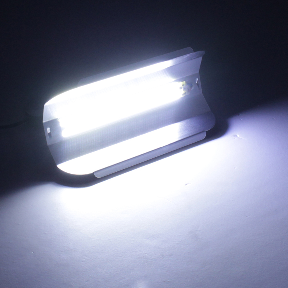 High Power 30W 50W 80W COB LED Flood Light Waterproof Iodine-tungsten Lamp for Outdoor AC220V