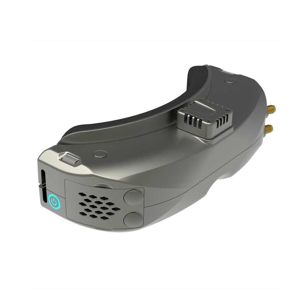 SKYZONE SKY04X OLED 5.8GHz 48CH Diversity Receiver 1280X960 FPV Goggles Support DVR With Head Tracker Fan For RC Racing Drone