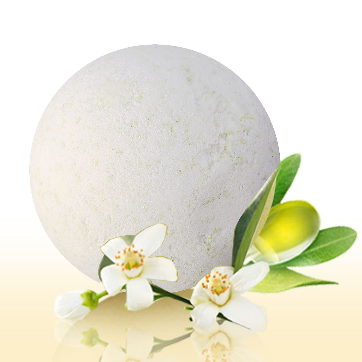 Mavogel Rose Bath Bombs Fizzers Salt Organic Natural Essential Oils For Moisturizing Dry Skin