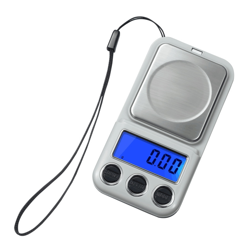 100g0.01g-600g/0.1g Portable Electronic Digital Jewelry Scale