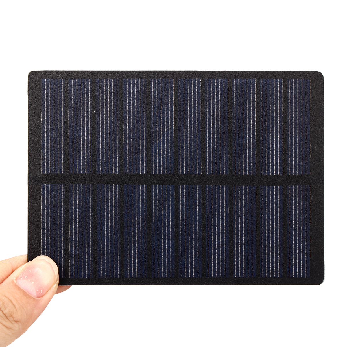 1.3W 5V Polycrystalline Solar Panel DIY Cell Battery Power Charger Module