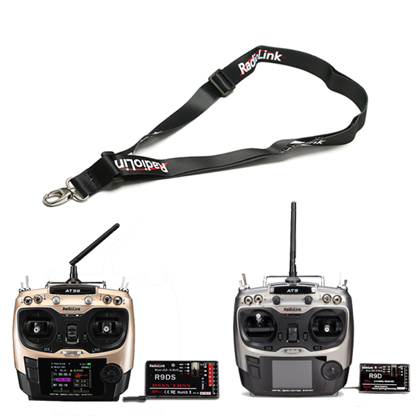 Radiolink RC Transimittervs Neck Strap for Radiolink AT9 AT9S AT10 Transmitter