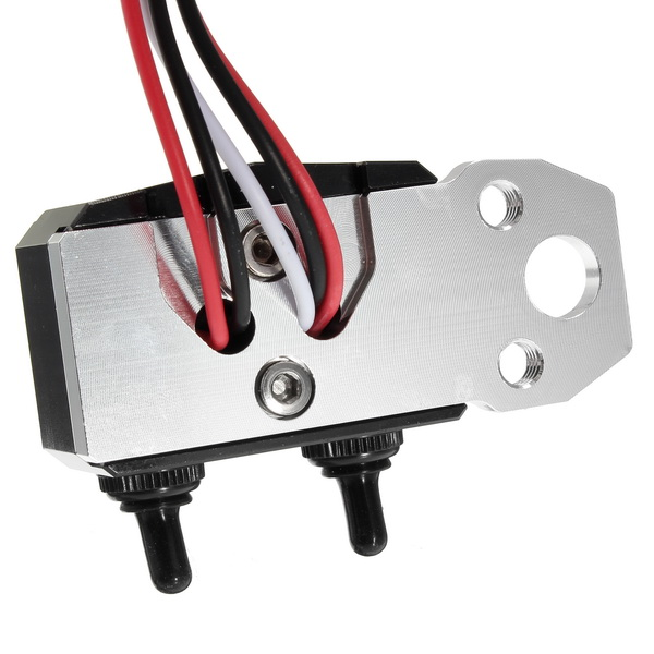 Motorcycle Danger Light Switch Scooter Double Flash Switch Box