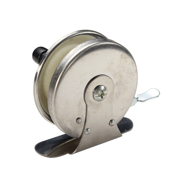 Outdoor Fishing Reel Reverse Brake Metal Fly Fishing Reels