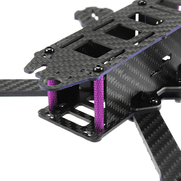 New Year ONLY Eachine Wizard X220S 220mm FPV Racing X Frame 4mm Frame Arm for RC Drone