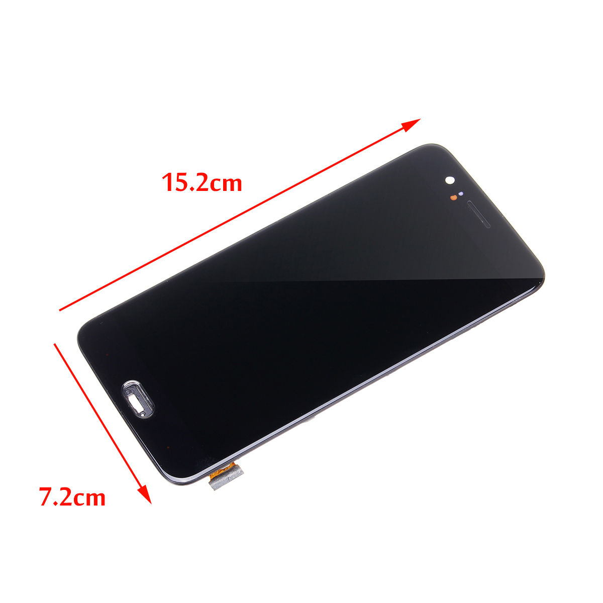 Black LCD Display + Touch Screen Digitizer Replacement With Repair Tools For Oneplus 5 A5000