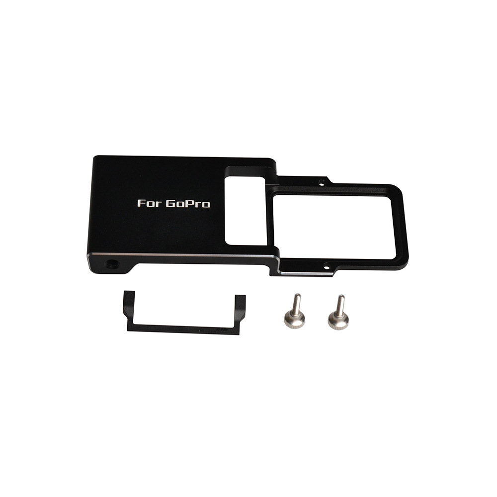 Replacement Camera Lens/Adapter/Side Door USB-C Mini HDMI Port Side CoverRepair Part for GoPro 5 6