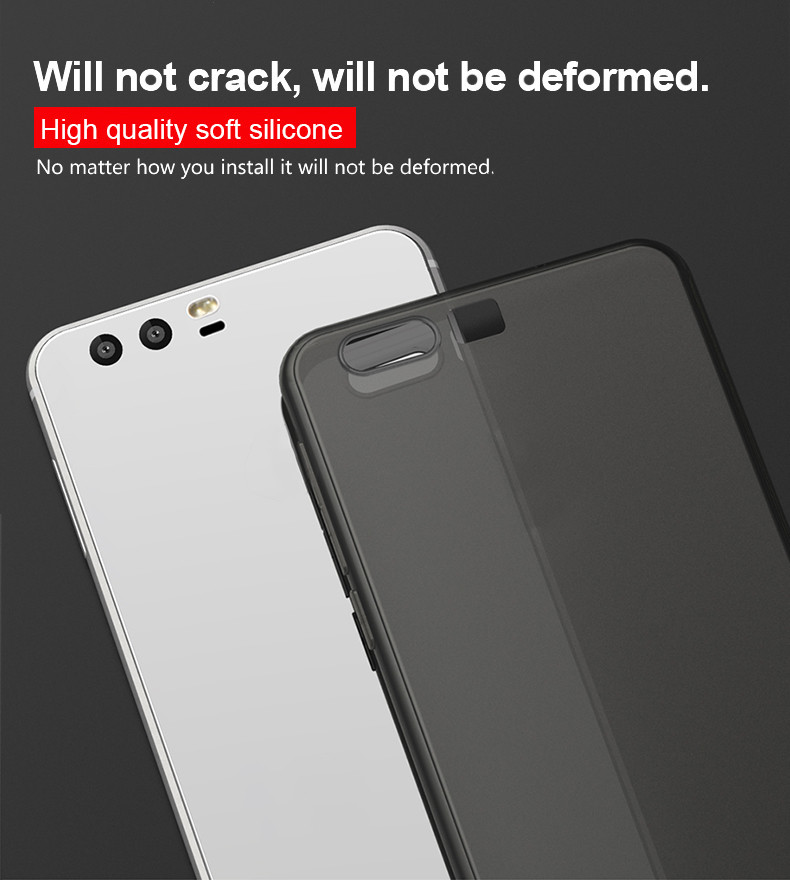 Cafele Ultra Thin Scrub Anti-Scratch PP Protective Cover For Huawei honor 9