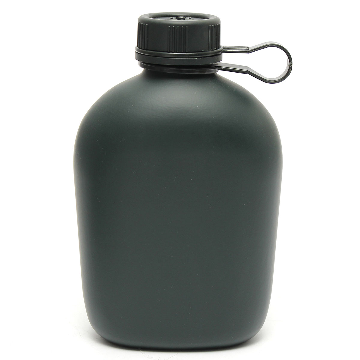1L Military Tactical Water Bottle Kettle Army Camo Drinking Bottle For Camping Hiking Hunting